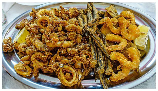 comida típica de cádiz