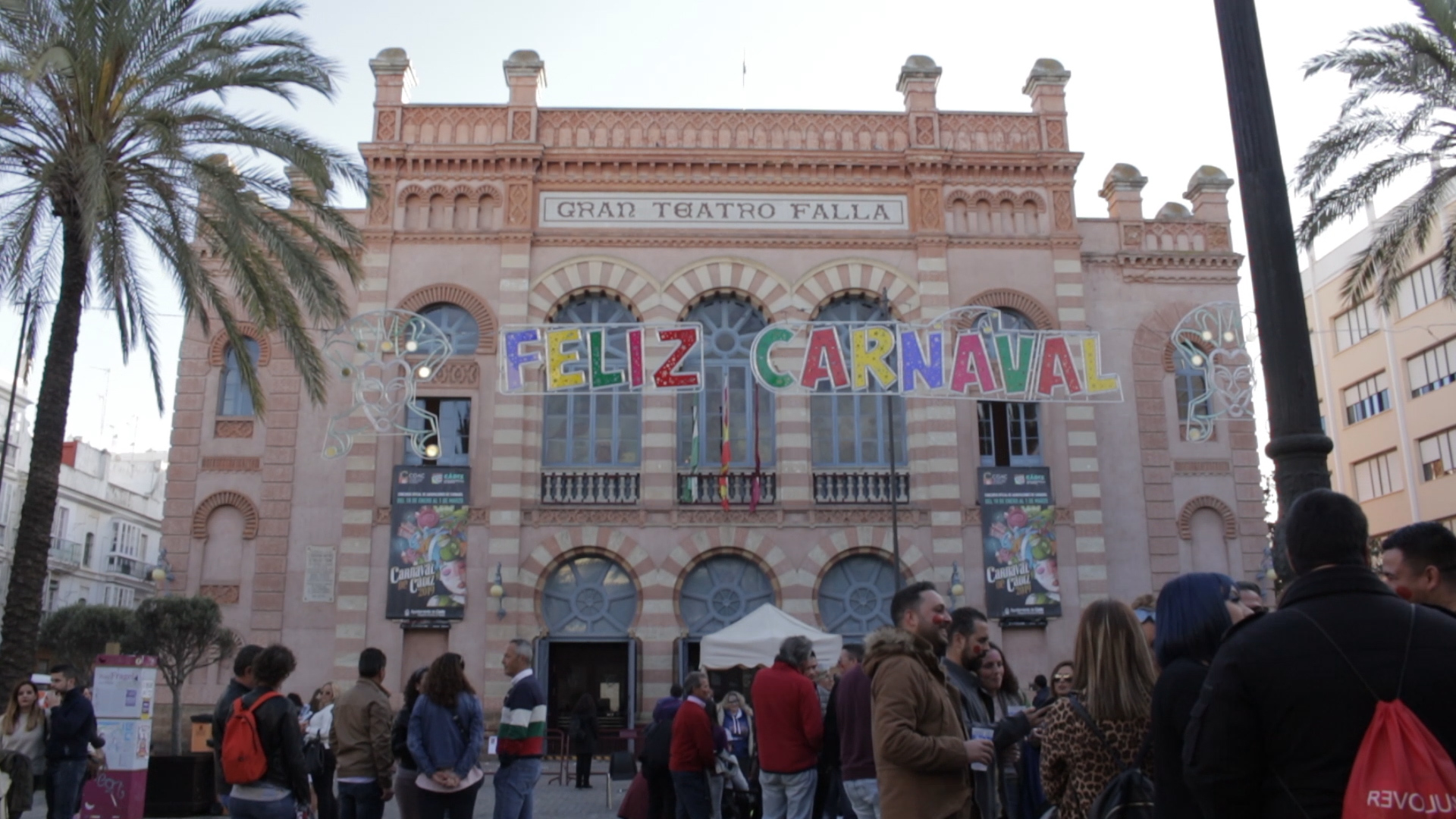 Ruta Carnaval de Cádiz