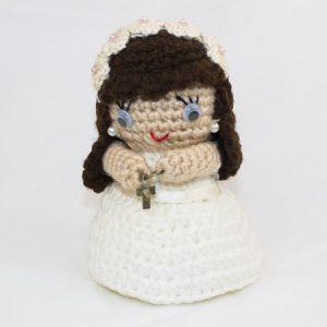 muñec-primera-comunion-lana