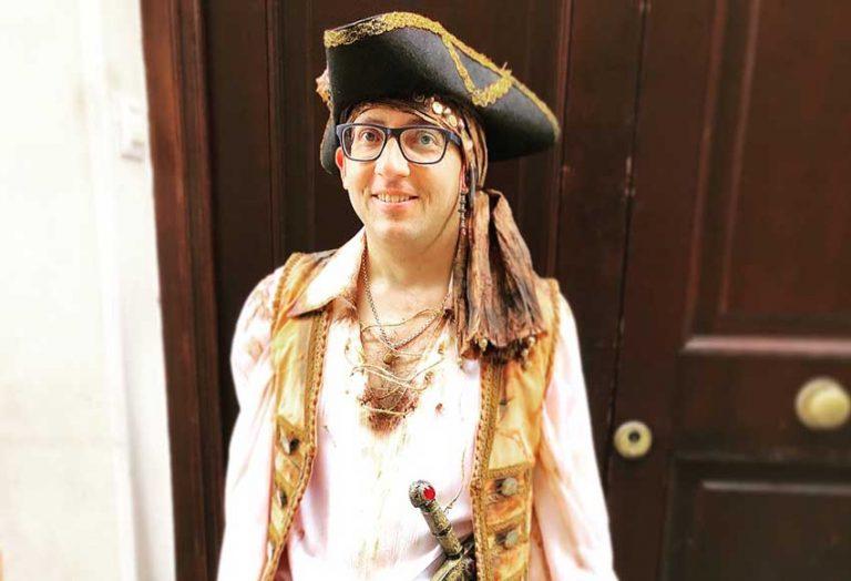 Ruta pirata de Cádiz
