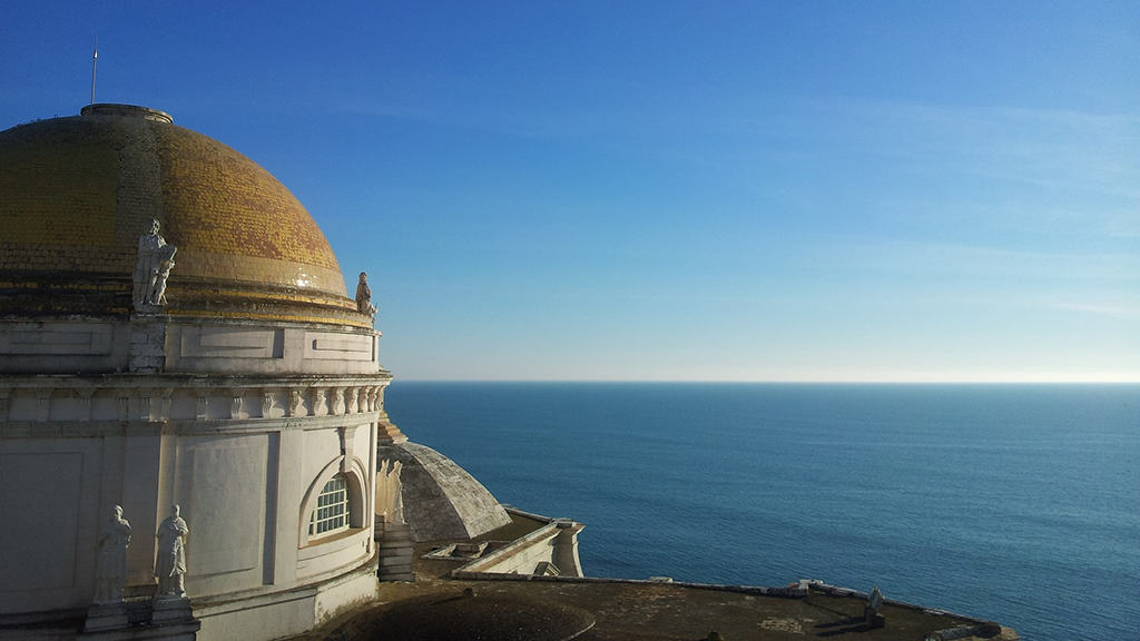 Centro Histórico de Cádiz para colegios. Sin barreras arquitectónicas