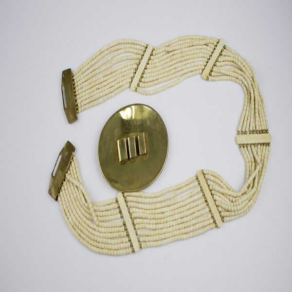 Cinturón de artesanía