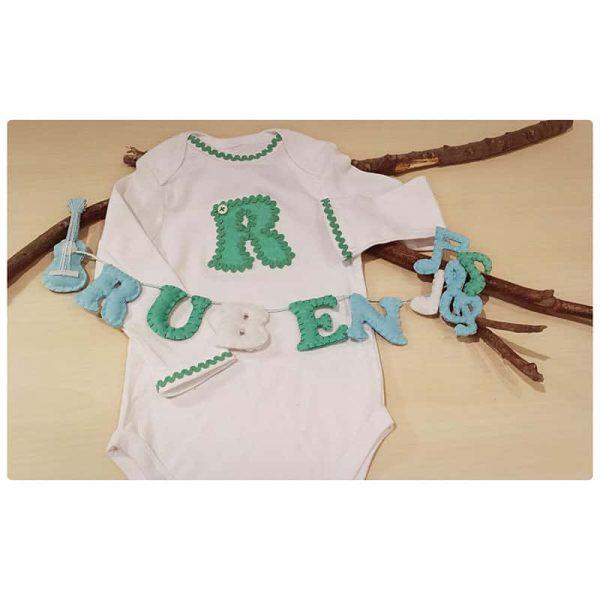 Guirnalda infantil para bebé