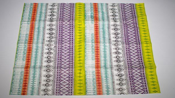 papel de varios colores para abanicos grandes,pequeños y medianos